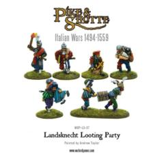 Landsknecht Looting Party