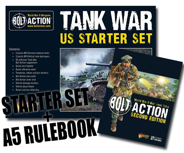 Tank War US starter set
