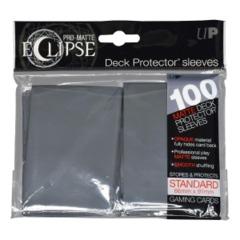 Pro Matte Eclipse Smoke Grey Sleeves (100)
