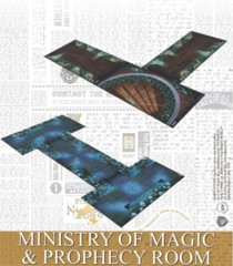 Harry Potter Miniature Game: Ministry of Magic & Prophecy Room