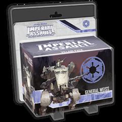 General Weiss Villian Pack: Star Wars Imperial Assault