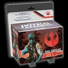 Rebel Saboteurs Ally Pack: Star Wars Imperial Assault