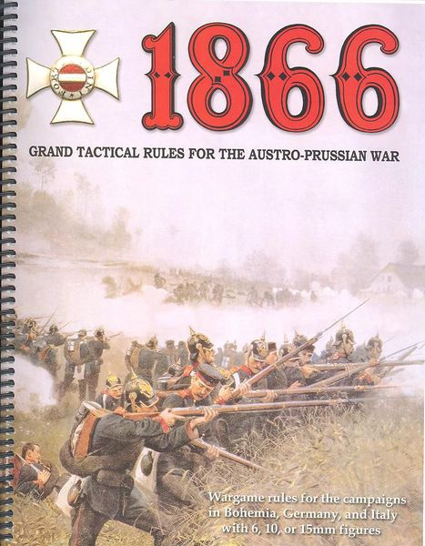 1866: Grand Tactical Rules For The Austro-Prussian War