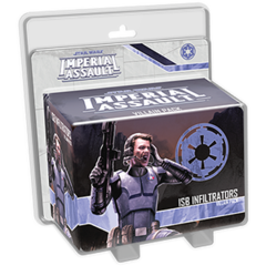 ISB Inflitrator Ally Pack: Star Wars Imperial Assault