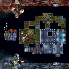 Skirmish Maps- Training Ground CASE: Star Wars Imperial Assault