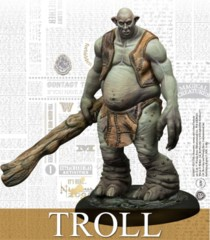 Harry Potter Miniature Game: Troll Adventure Pack
