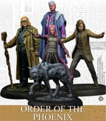 Harry Potter Miniature Game: Order of the Phoenix