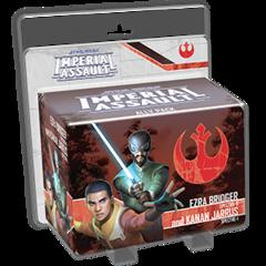 Ezra Bridger and Kana Jarrus Ally Pack : Star Wars Imperial Assault