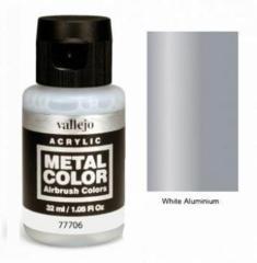 Metal Color - White Aluminium 32ml