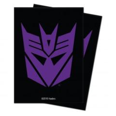 Ultra Pro Transformers Decepticons Sleeves (100)