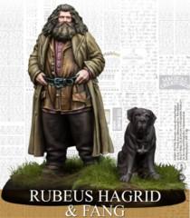 Harry Potter Miniature Game: Rubeus Hagrid & Fang