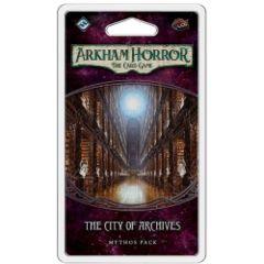 The City of Archives: Arkham Horror Mythos Pack