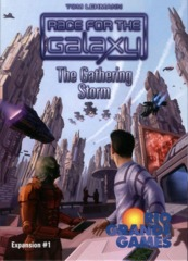 Race for the Galaxy Gathering Storm