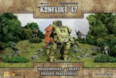 Heuschrecke (Locust) Medium Panzermech