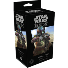 Star Wars Legion: Boba Fett Operative Expansion Unit