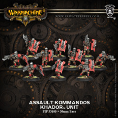 Assault Kommandos