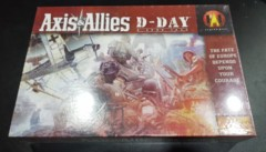 Axis & Allies D-Day (Avalon Hill 2004 Edition) New & Sealed