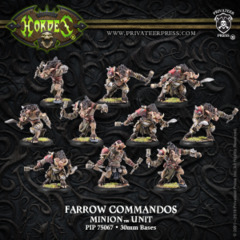 Farrow Commandos // Farrow Brigands