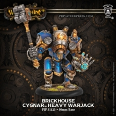Brickhouse Heavy Warjack