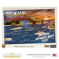 Cruel Seas UN Fleet