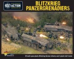 Blitzkreig Panzergrenadiers (30 + 3 Hanomags)