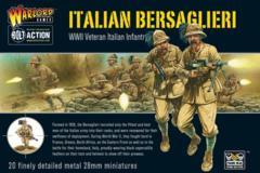 Italian Bersaglieri Infantry