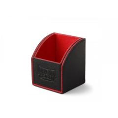 Dragon Shield Nest 100 Box: Black/Red