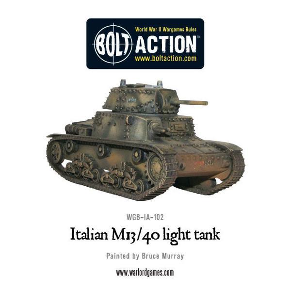 M13/40 Tank