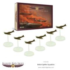 British Spitfire Squadron