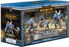 Cygnar Battlegroup Starter Box