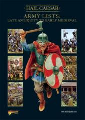 Army Lists Vol.2 - Late Antiquity to Early Medieval