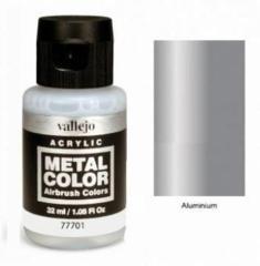 Metal Color - Aluminium 32ml