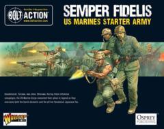 US Marine Corps Starter Army Semper Fidelis