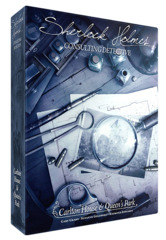 Sherlock Holmes: Consulting Detective - Carlton House and Queen's Park