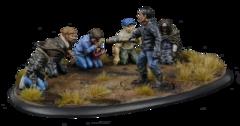 The Walking Dead Diorama: ''Eeny Meeny Miny Moe..''