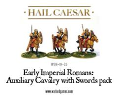 Imperial Roman Auxiliary Cavalry with Swords