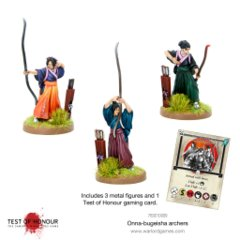 Onna-bugeisha Archers