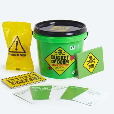 Bucket of Doom II (Toxic Version)