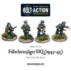 Fallschirmjager Command
