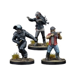 The Walking Dead All Out War: Tyreese Prison Advisor Booster