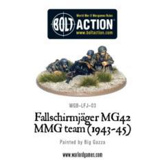 Fallschirmjager MG42 MMG team