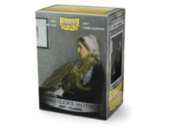 Dragon Shield Sleeves: Whistler's Mother (100)