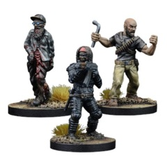 The Walking Dead All Out War: Michone Vengeful Hunter Booster
