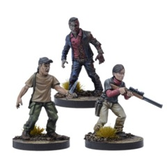 The Walking Dead All Out War: Lilly Booster