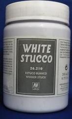 White Stucco