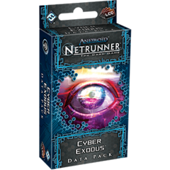 Cyber Exodus: Netrunner Data Pack