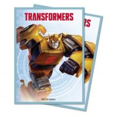 Ultra Pro Transformers Bumblebee Sleeves (100)