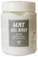 Mat Gel Base