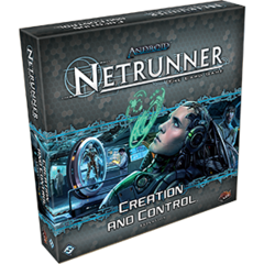Creation and Control: Netrunner Deluxe Expansion