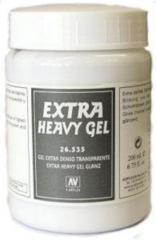 Extra Heavy Transparent Gel